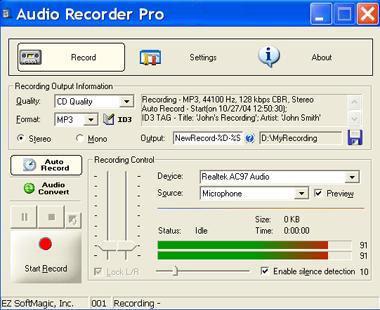 phần mềm thu âm miễn phí