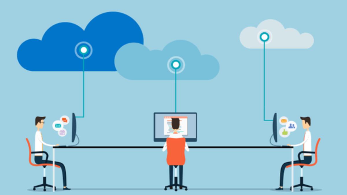 So sánh Cloud Server với VPS và Server chuyên dụng - ODS